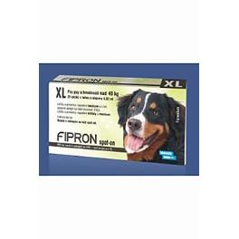 Fipron 402mg Spot-On Dog XL sol 1x4,02ml + VÝPRODEJ