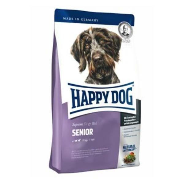 happy dog supreme fit well senior 4kg. Black Bedroom Furniture Sets. Home Design Ideas