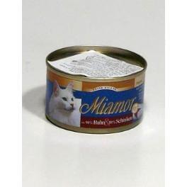 Miamor Cat Filet konzerva kuře+šunka 100g