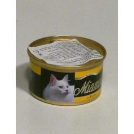 Miamor Cat paštika bažant 85g