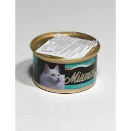 Miamor Cat paštika tuňák 85g