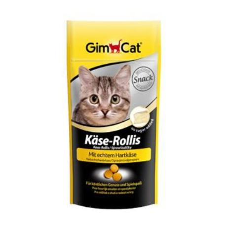 Gimpet kočka Kuličky sýrové Kase-Rollis 50g 100ks