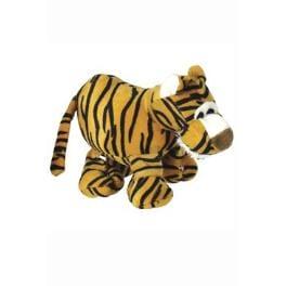Hračka pes ZOO Park tygr plyš 16-22cm