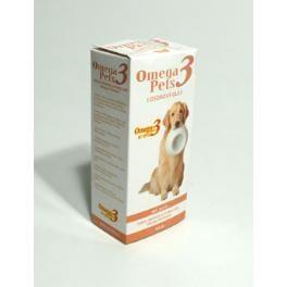 Omega3 pets Lososový olej pes 125ml