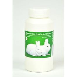 Univit Roboran H pro králíky Černé a Bílé plv 60g