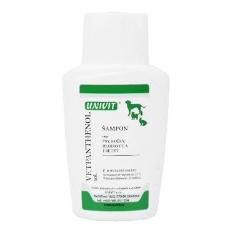 Univit Vetpanthenol šampon s Azadirachtou 150ml