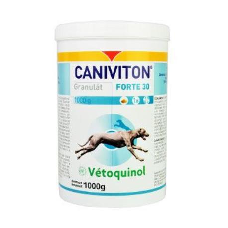 VETOQUINOL Caniviton Forte 30 1kg