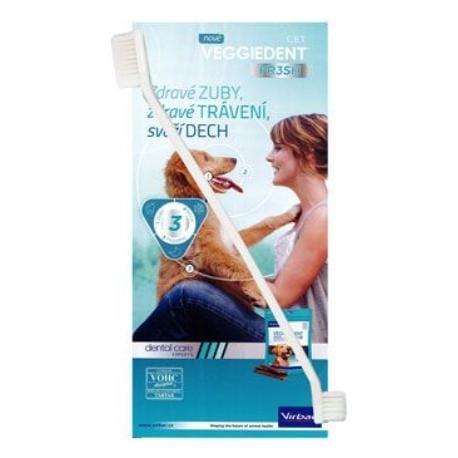 Virbac C.E.T.pes Zubní kartáček oboustranný 1ks