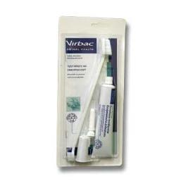 Virbac C.E.T.pes Zubní pasta enzymatická drůbeží 70g+kartáčky