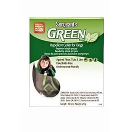 Sergeant´s Green obojek antiparazitní 60cm