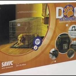 Klec do auta Dog Residence 118x76x88cm Savic