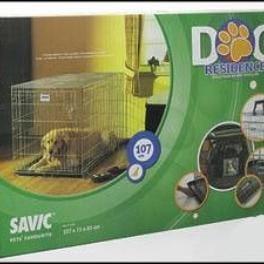 Klec do auta Dog Residence 107x71x81cm Savic