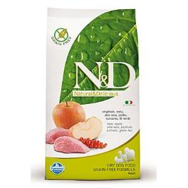 N&D Grain Free Dog Adult Maxi Boar & Apple 12 kg + Sleva 5% od 2ks