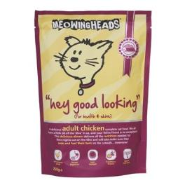 MEOWING HEADS Hey Good Looking 250g