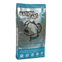 BARKING HEADS PROFESSIONAL FISH GRAIN FREE 18kg + Sleva 5% od 2ks