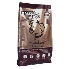 BARKING HEADS Quackers GRAIN FREE 6kg + Sleva 5% od 2ks
