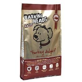 BARKING HEADS Turkey Delight GRAIN FREE 6kg + Sleva 5% od 2ks