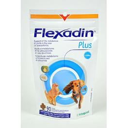 Flexadin Plus psy do 10kg, 90tbl