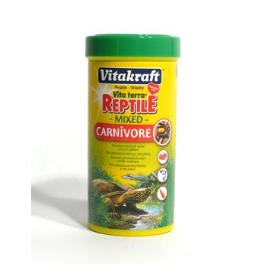 Vitakraft Reptile Turtle Carnivore masožr.plazi 250ml