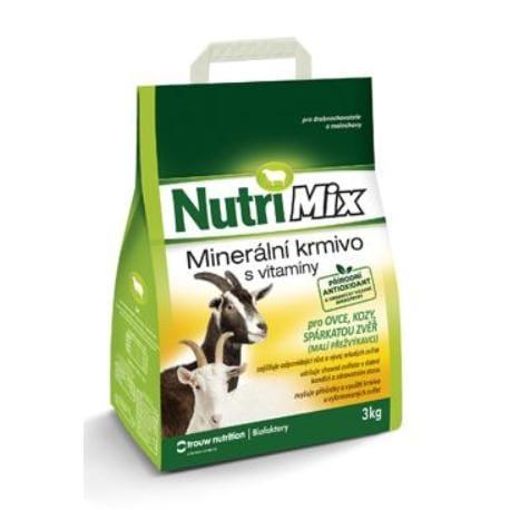 Biofaktory Nutri Mix pro ovce a kozy (OSZ) plv 3kg