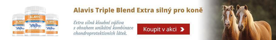 Nový Alavis Triple Blend Extra Silný