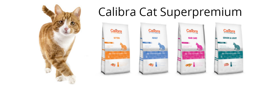 Calibra pro kočky