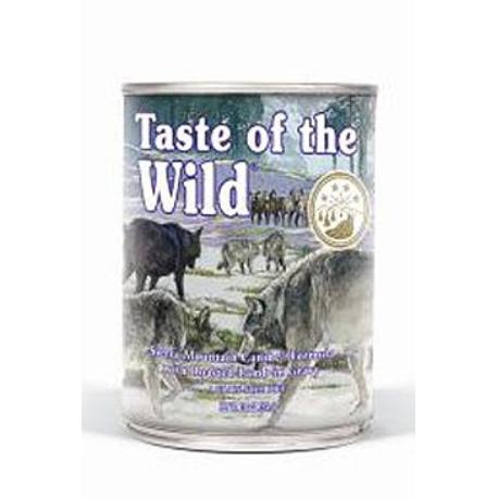 Taste of the Wild konzerva Sierra Mountain 375g