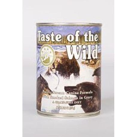 Taste of the Wild konzerva Pacific Stream 375g