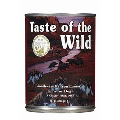Taste of the Wild konzerva Southwest Canyon 375g