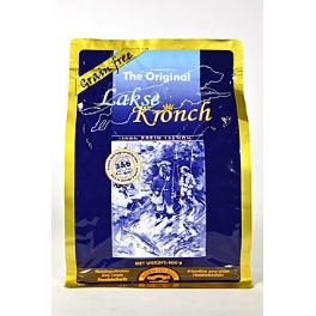 KRONCH pochoutka Treat s lososovým olejem 100% 600g