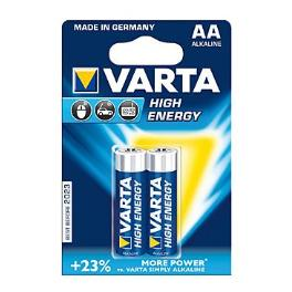 VARTA Baterie High Energy AA 2ks