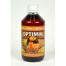 Optimin K králíci 500ml