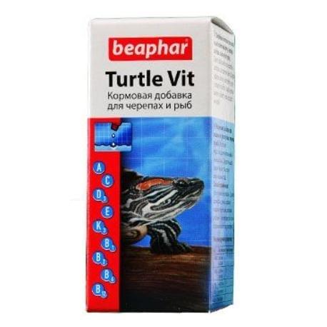 Beaphar vitam plazi Turtle Vit želva 20ml