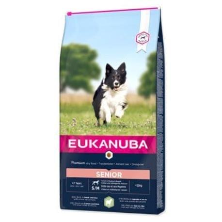 Eukanuba Dog Mature&Senior Lamb&Rice 2,5kg