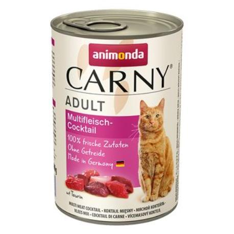 Animonda konz. mačka Adult mäsový koktejl 400g