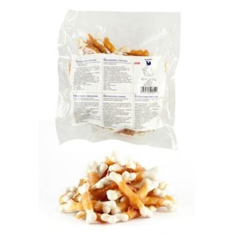 Want Dog poch. Kalciové kostičky s kuř.masem 500 g