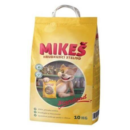 Mikeš natural Podestýlka kočka pohlc. pachu 10kg