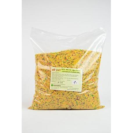 Krmivo pro ptáky MIX MEAL pro zrnožravé 1kg