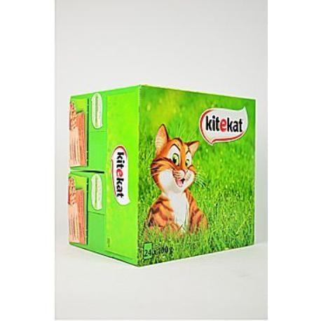 Kitekat kapsa Mix menu 24x100g