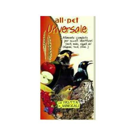 Krmivo pro ptáky UNIVERSALE univerz.pro měkkožravé 1kg