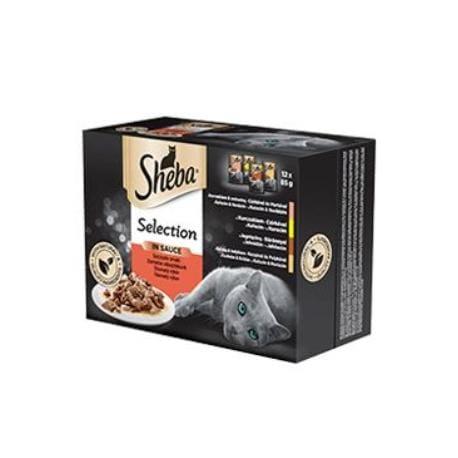 Sheba kapsa S&T masové menu 12pack