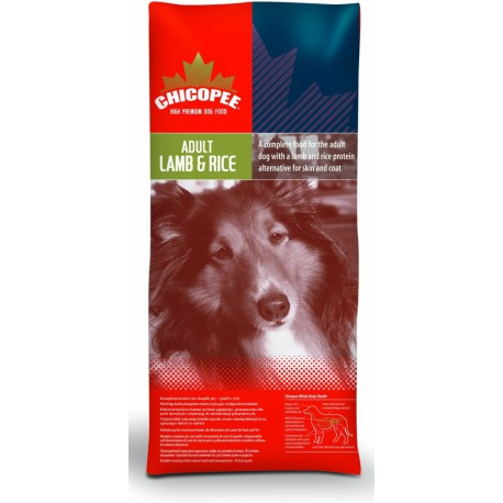 Chicopee pes Dry Adult Lamb a Rice 2kg