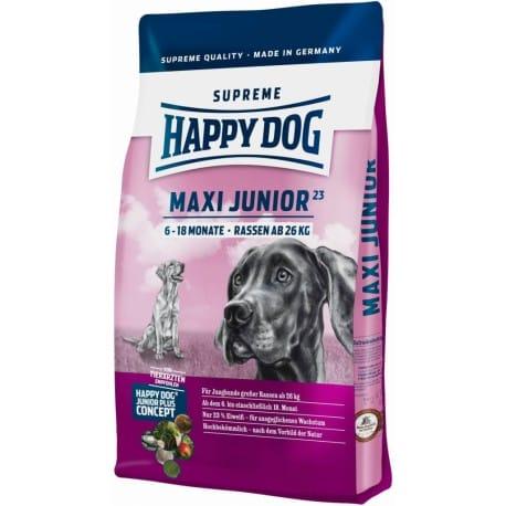 Happy Dog Supreme Jun. Maxi Junior GR23 15kg