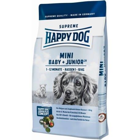 Happy Dog Supreme Jun. Mini Baby Junior 29 1kg