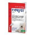 Fypryst Spot-on Dog S sol 1x0,67ml (2-10kg)