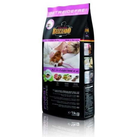 Belcando Adult Finest Grain Free Small/Medium  1kg