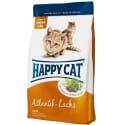 Happy Cat Supr.Adult Fit&Well Atlantik Lachs Fish 10kg
