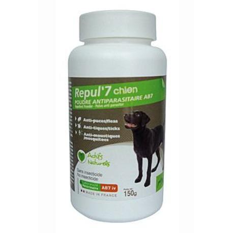 Repelentní pudr Repul 7 pro psy 150g
