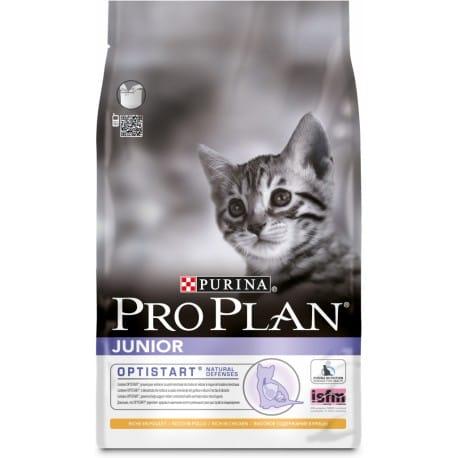 ProPlan Cat Junior Chicken 10kg