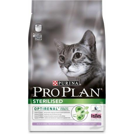 ProPlan Cat Sterilised Turkey 1,5kg